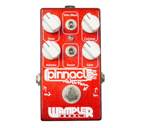 Wampler Pinnacle Standard Distortion Pedal - FREE ship cont USA!