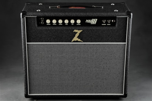 Dr. Z Maz 18 Jr. NR - 1x12 - Black