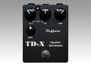 Buffalo FX TD-X Equalizer/Gain Booster