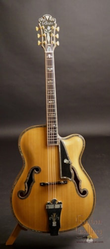 2007 Bozo Archtop