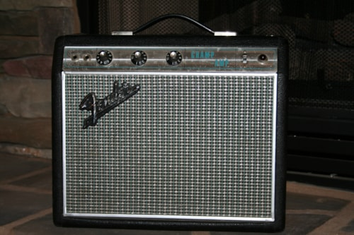 1968 Fender® Champ-Amp