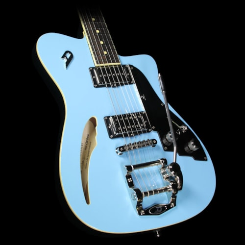 Duesenberg Caribou Electric Guitar Narvik Blue
