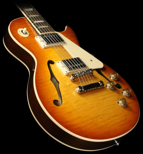 Gibson Used 2014 Gibson Memphis ES-Les Paul Electric Guitar Light Burst