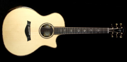 Taylor 914ce Grand Auditorium Milagro Brazilian Rosewood Limited Edition Acoustic-Electric Guitar Natural