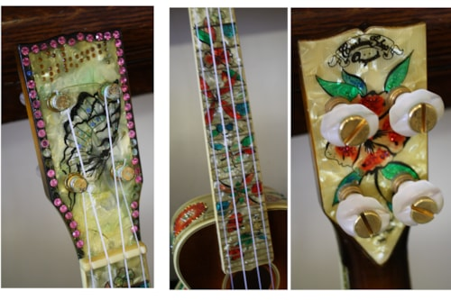 1991 Gibson Ukulele by the Custom Shop