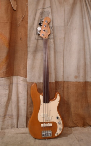 1979 Fender® Precision Bass® Fretless
