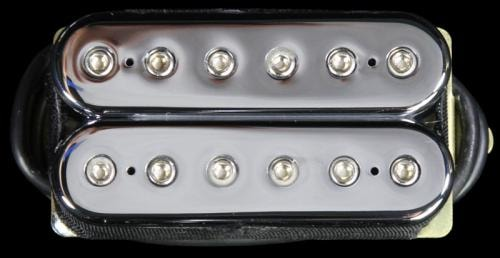 DiMarzio Mo'Joe Bridge Humbucker Pickup F-Spaced (Chrome)