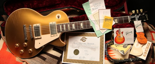 2007 Gibson Les Paul '57 Aged Historic Reissue