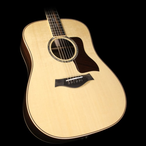 Taylor 810e Dreadnought Limited Edition Brazilian Rosewood Acoustic-Electric Guitar