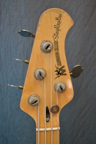 1983 Music Man Stingray Bass