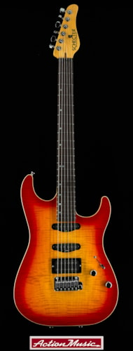 2015 Schecter Usa Sunset Custom II