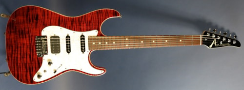 2015 Tom Anderson Drop Top Classic Shorty Hollow