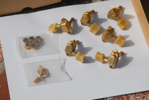 Epiphone Gold Tuners