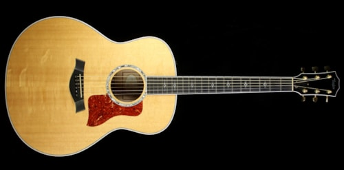 Taylor Used 2013 Used Taylor 618e Acoustic-Electric Guitar Natural