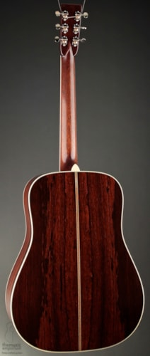 Bourgeois Aged Tone Madagascar Large Sound Hole Dread