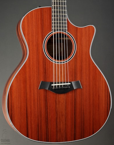 Taylor GA Custom Figured Rosewood/ Sinker Redwood