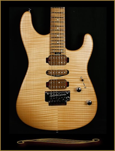 2015 Charvel Guthrie Govan Signature Model with Flame Maple Top