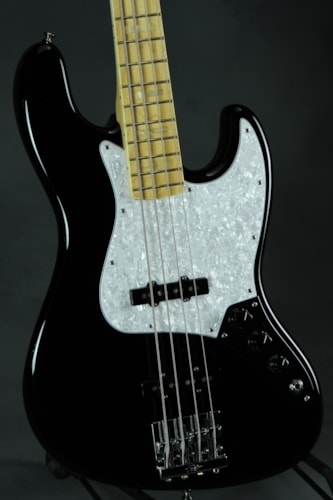 Fender® USA Geddy Lee Jazz Bass® - Black