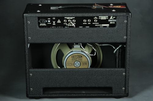 Dr. Z Maz 18 Jr. - 1x12 - Black