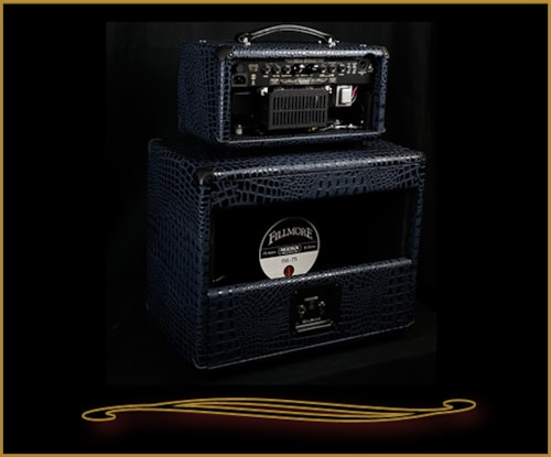 2015 Mesa Boogie Custom Mark Five:25 Head and Lone Star™ Cabinet