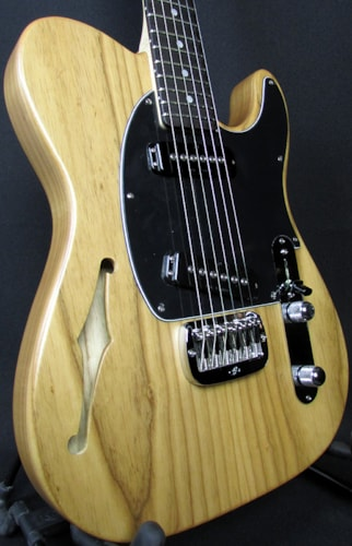 2015 G&L ASAT Special Semi-Hollow
