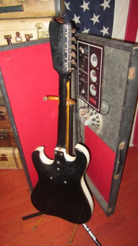 ~1963 Silvertone Model 1448 Amp in Case