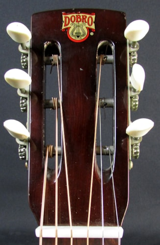 1977 Dobro Model 27 Square Neck Resonator