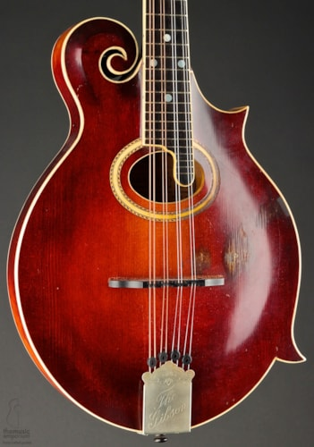 1918 Gibson F-4
