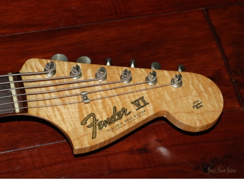 1963 Fender® Bass VI  (#FEB0301)