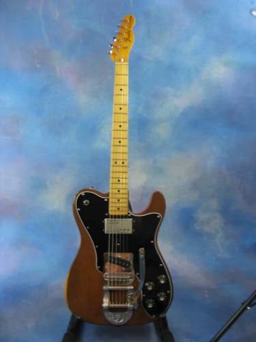 1973 Fender Telecaster Custom with Factory Bigsby