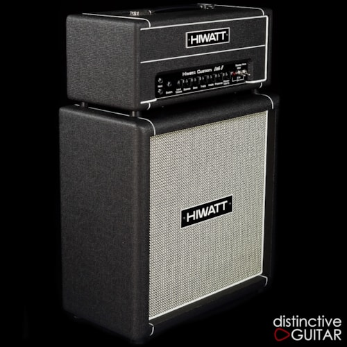 Hiwatt Little J Signature Rig