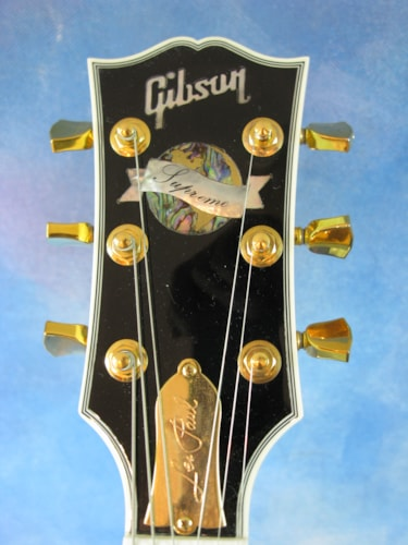 2005 Gibson Les Paul Supreme