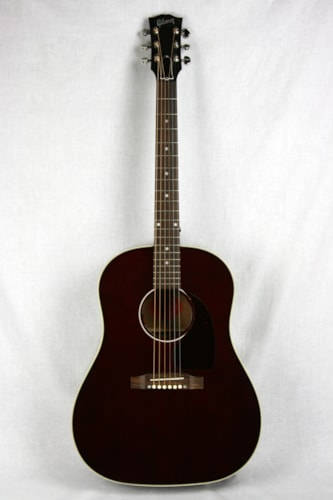 ~2014 Gibson Custom Shop J45 Wine Red Limited Edition