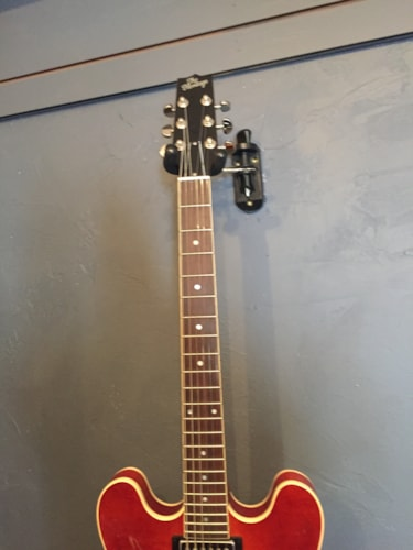 2015 Heritage Guitar.Inc 535 Plain Maple Top
