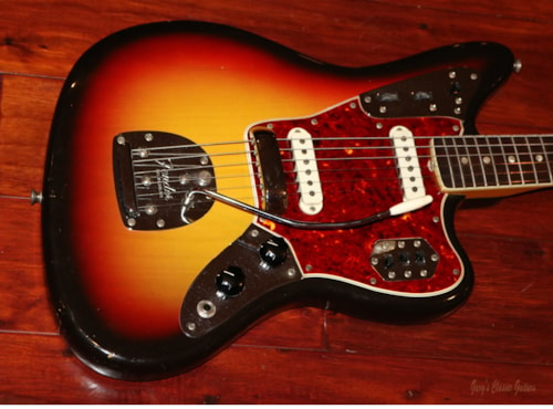 1966 Fender Jaguar  (#FEE0837)