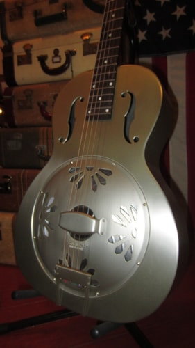 2015 Gretsch Resonator Guitar