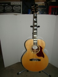 Gibson CJ-165  / Rosewood/active  Baggs  PU