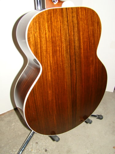 2008 Gibson CJ-165  / Rosewood/active  Baggs  PU