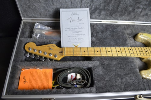 1995 Fender Stratocaster and matching amp