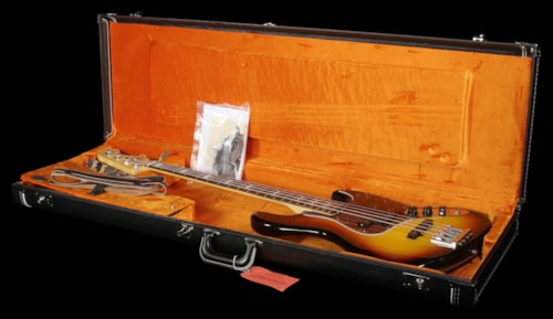Fender Used Fender American Vintage Hot Rod '70s Jazz Bass Electric Bass Guitar 3TS