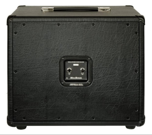 2015 Mesa Boogie Compact 1x12 Thiele Front Ported Compact Cabinet