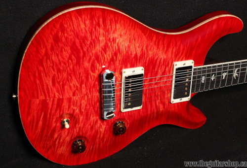 2015 PRS MCCARTY TGS SPECIAL ORDER ROSEWOOD NECK SN 222862