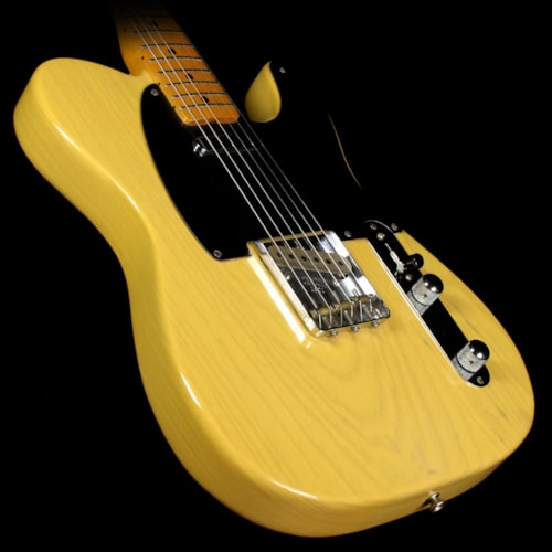 Fender Used 1982 Fender Fullerton '52 Reissue Telecaster Electric Guitar Butterscotch