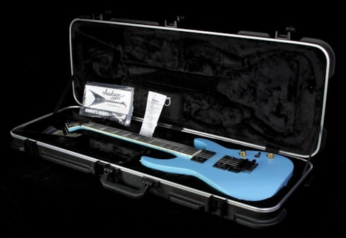 Jackson Custom Shop Exclusive SL2H-V Soloist Electric Guitar Robin's Egg Blue