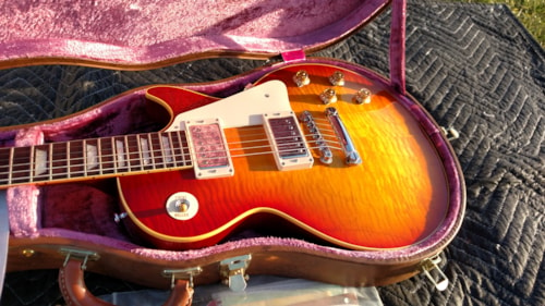 Gibson 2003 Verified Brazilian R9  Les Paul