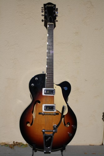 1961 Gretsch Double Anniversary Model 6117