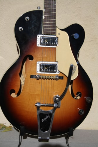 1961 Gretsch® Double Anniversary Model 6117