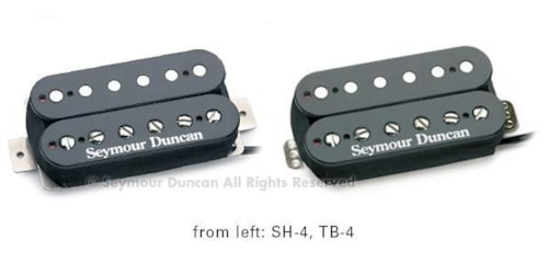 Seymour Duncan JB Model TB-4 Trem-Bucker
