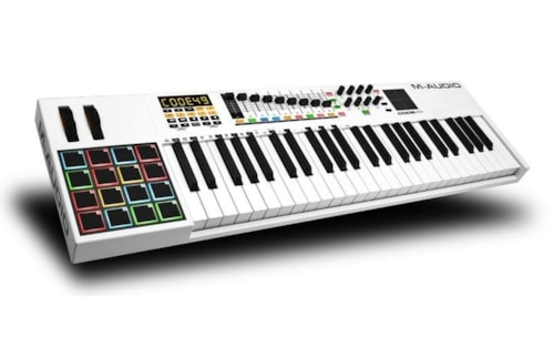 M-Audio Code 49 USB MIDI Controller With X/Y Pad