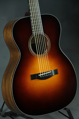 Santa Cruz OM/PW - Sunburst - Open Box Extra Savings